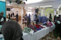 1f1e9cbcc الهيئة الخيرية تقدّم الألبسة على العائلات الفلسطينية في صور