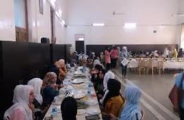 11700c15d Banquet Held for Displaced Palestinian Students in Damascus